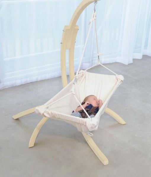 support pour hamac b b hippo amazonas greenshopin. Black Bedroom Furniture Sets. Home Design Ideas